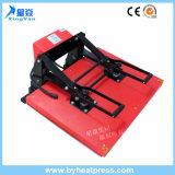 machine plate manuelle de presse de la chaleur de grand format de 60*80cm/60*90cm/60*100cm
