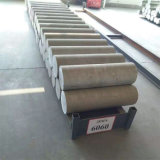Barra de alumínio expulsa 2A12, 5052, 6061, 6063, 6082 7075