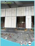 Anti-Quake o painel de parede de pouco peso do sanduíche do EPS do cimento da isolação térmica