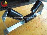 SPD Trough Roller para Belt Conveyor, Steel Carry Roller Set, Conveyor Roller Idler