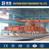 Gru a ponte elettromagnetica del nuovo prodotto con una capienza di 16 tonnellate