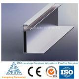 Profil en aluminium d'extrusion d'ODM/OEM de bâti de panneau solaire