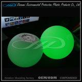 Luz colorida ao ar livre da esfera da iluminação do diodo emissor de luz de Decarating da qualidade superior