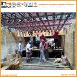 Nueva cadena de producción automática completa del ladrillo de la arcilla de Bangladesh