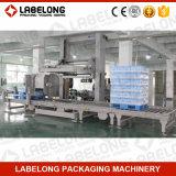 Cartón automático Palletizer para la cadena de producción del agua