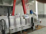 Refrigeration do nitrogênio líquido do congelador do túnel da máquina do túnel IQF