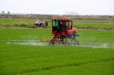 Aidiのブランド4WD Hst泥フィールドおよび農場のための自動推進エンジン力ブームのスプレーヤー