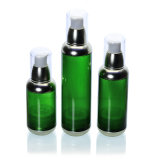 Косметика высокого качества ясная 30ml 50ml 80ml упаковывая безвоздушную пластичную бутылку брызга насоса лосьона