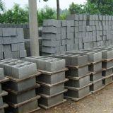 Ручные машины Qtj4-40 блока и делать кирпича Semi-Автоматическая бетонная плита делая машину