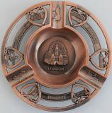 Cendrier en bronze d'électrodéposition