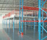 Industriel Multi-Level Mezzanine rayonnages pour les solutions d'entrepôt