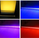 Luz dobro ao ar livre da arruela da parede do diodo emissor de luz da fileira 48W AC85-265V da boa qualidade