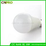 Bombilla plástica del aluminio 7W E27 LED de la calidad de Preminum