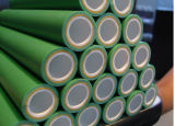 Tubo PPR e tubo para abastecimento de água potável