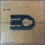Zinco preto metal chapeado que carimba as peças (WYS-S138)