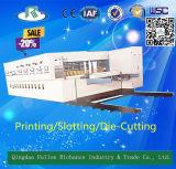 Roterende het Die-Cutting van Flexo & het Stapelen & van de Druk Machine