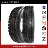 Neumático 295/80r22.5 del carro de Annaite con tecnología alemana