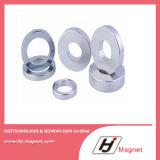 Forte anello personalizzato magnete permanente neodimio/di NdFeB di bisogno N35 per i motori