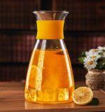 POT di vetro del caffè del POT della spremuta della bottiglia di vetro della brocca di disegno popolare