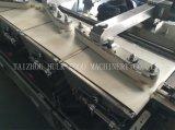 Chocolate de alimentación automático empaquetadora de alta velocidad del flujo (YW-ZL800)