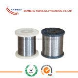 Nickel Chrome Nichrome Alloy (Cr20ni80) Arame para elementos de aquecimento elétrico