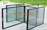 低いEガラスが付いている絶縁されたガラス