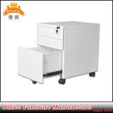 Casellario mobile del cassetto del metallo 3 di uso dell'ufficio con il prezzo poco costoso