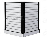 Support d'affichage en bois rond à 5 étages, table d'affichage (SZ-WDR004)