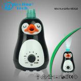 Humidificateur décoratif ultrasonique de bureau des animaux mignons mini USB