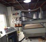 Hölzerner CNC-Fräser mit drei Spindeln +86-15166679830