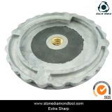 125mm Aluminum Steel Angle Grinder Backer Pad per Polishing Pads