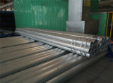 Pipe en acier galvanisée par cannelure de l'arroseuse Sch10