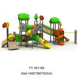 Neuer Entwurfs-im Freienplättchen-Spielplatz mit Krone für Verkauf
