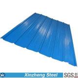 Настилать крышу плитка стального листа/строительный материал толя гальванизированный листами стальной