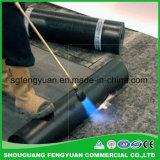 Het polyester Versterkte Sbs Gewijzigde Waterdichte Membraan van het Bitumen