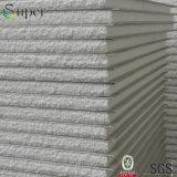 高品質カラー鋼鉄によって絶縁されるEPSサンドイッチ壁パネル
