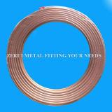 3/8 tipo aislante de tubo de cobre suave de la bobina de K