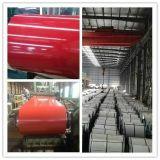 la bobina de acero de 0.14mm-0.8m m PPGI/galvanizó la bobina de acero para el material de material para techos