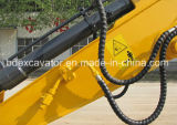 2017 Escavadoras Hidráulicas Novas Crawler com Grab