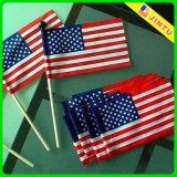 Bandiere nazionali, bandierine della condizione, bandierine dell'automobile, bandierine della mano, bandierine su ordinazione