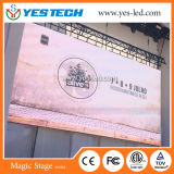 P4.8mm 500 * 500mm Publicidade Outdoor LED Display Board China Fabricante