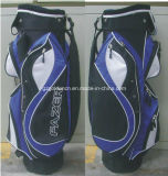 Kundenspezifische lederne Golf-Karren-Beutel