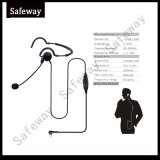 Cuffia avricolare della cuffia del Mic dell'asta del walkie-talkie per Motorola Gp300