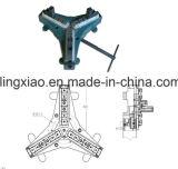 Klem kc-125 van het lassen voor het Vastklemmen van het Instelmechanisme van het Lassen
