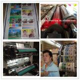 Machine flexographique d'imprimeur de poly sac (CE)