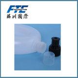 Bottiglie di acqua di plastica del PE differente di stile & di figura nel formato differente