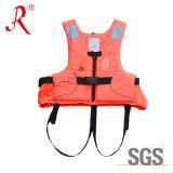 Спасательный жилет детей раздувной с пеной (QF-004)