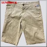 Shorts do algodão dos homens para o desgaste do verão