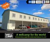 Economical provvisorio Mobile Prefab House con Garage