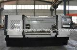Металл точности подвергая горизонтальный Lathe механической обработке CNC